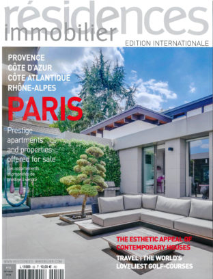 2018 09@residences Immobilier France Couv