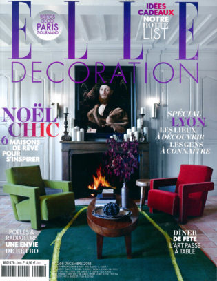 2018 11 Elle Decoration France Couv