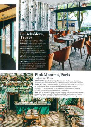 2019 05 LE JOURNAL DE LA MAISON FRANCE 1