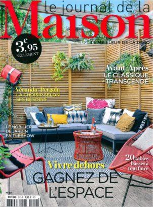 2019 05 LE JOURNAL DE LA MAISON FRANCE COUV