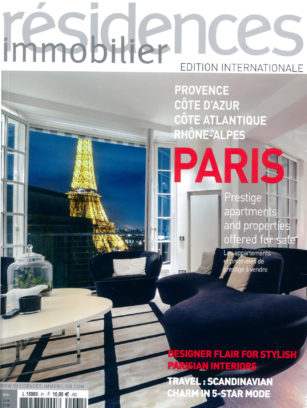 2019 06 RESIDENCES IMMOBILIER FRANCE COUV