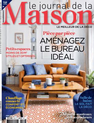 2021 02 LE JOURNAL DE LA MAISON FRANCE COUV