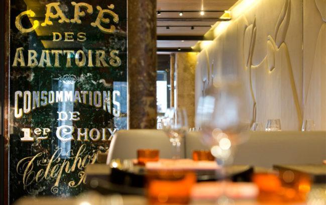 Cafe Des Abattoirs 1