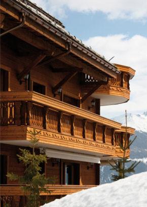 Chalet De Montagne 05